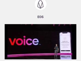 Block.one Will Launch A Social Media Application (Voice) On EOS Blockchain