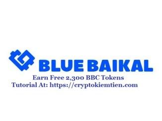 Blue Baikal Airdrop BBC Token - Earn Free 2,300 BBC Tokens
