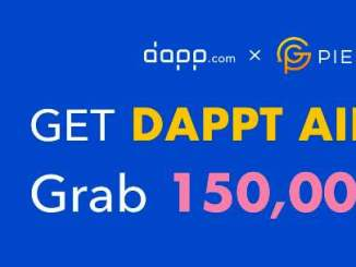 Get Your Airdrop DAPPT On Piexgo Exchange - For Who Joined Dapp Airdrop Campaign