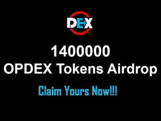 OpenDEX Exchange Airdrop OPDEX Token - Earn Free 100 OPDEX Tokens