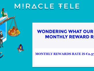 Get €2.57 Of Rewards Per 100 TELE Tokens