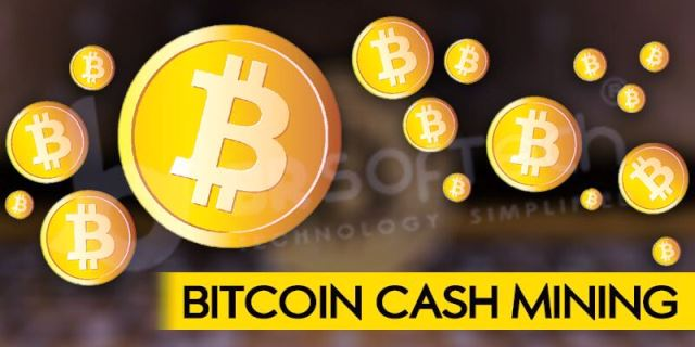 how to mine bitcoin cash