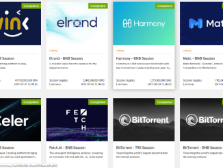 Binance Launchpad - Almost All Projects Released On The Binance Launchpad Have Grown Steadily Today
