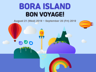 Bora Island Airdrop - Win Up To 10,000 BORA