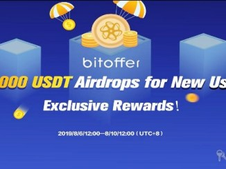 Bitoffer Exchange Airdrop - Earn Free $8 Of USDT