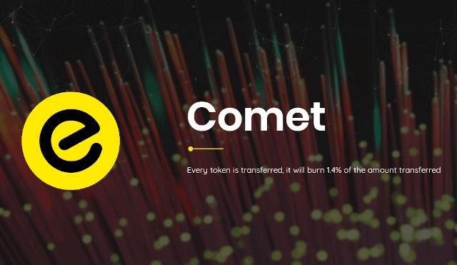 Comet Airdrop - Earn Free COMET Token