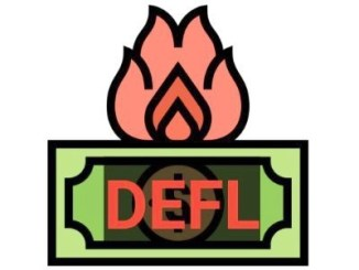 Deflacoin Airdrop DEFL Coin - Earn 50 DEFL Coins Free ~ $50