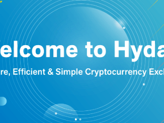 Hydax Exchange Airdrop EGT Token - Get Free 500 EGT Tokens ~ $5