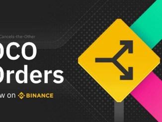 Binance Adds OCO Order Type