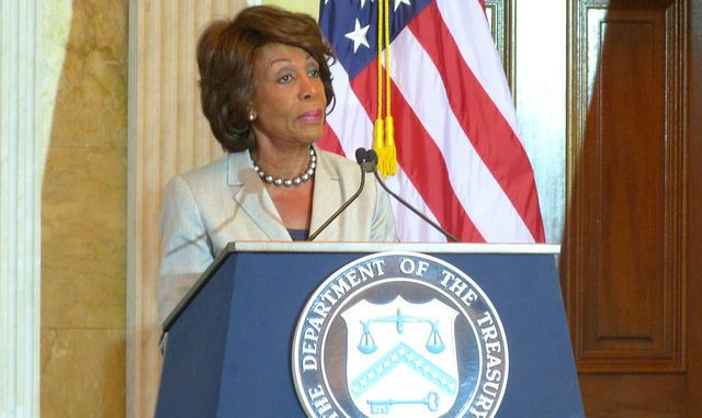 Rep Waters Says Congress Will Continue Review Of Facebook's Libra