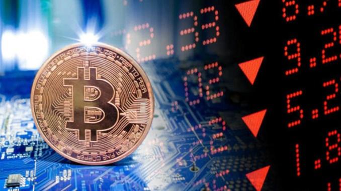 Bitcoin Plummets Below $10k As Crypto Market Turns Red