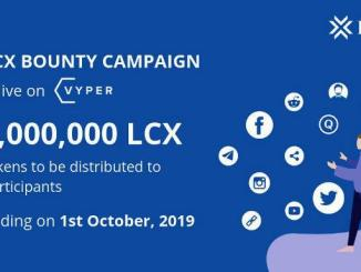 LCX Bounty Program - Earn From $10 To $5,000 Of LCX Tokens