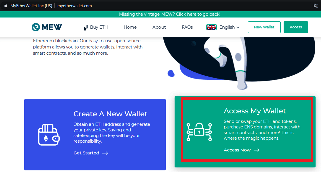 How To Create And Use MyEtherWallet (MEW)