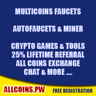 Earn Free Bitcoin With Allcoins