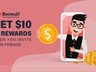 Beowulf Referral Rewards - Earn $5
