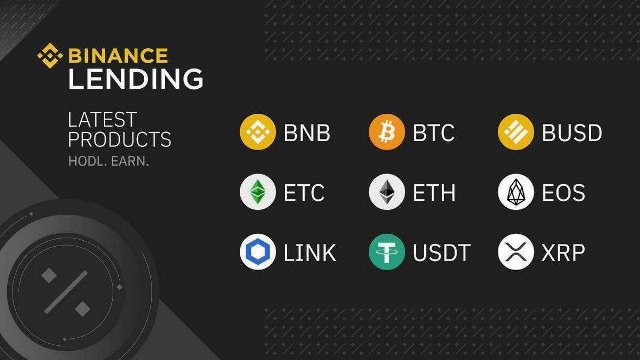 Binance Lending Eighth Phase - How To Join?