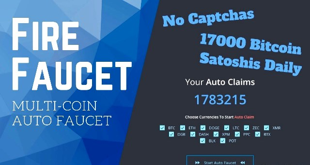 Earn Free Bitcoin With Firefaucet