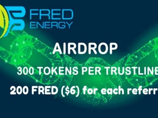 FRED Energy Airdrop FRED Token - Receive 300 FRED ($9) Tokens Free