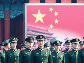 China Could Reward Soldiers In Cryptocurrency