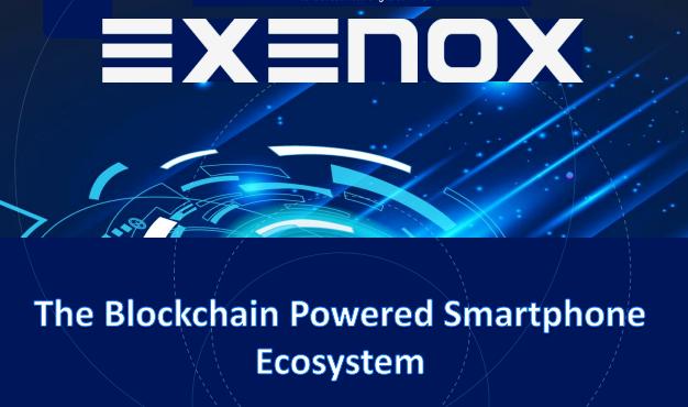 Exenox Airdrop EXNX Token - Receive 40 EXNX Tokens Free