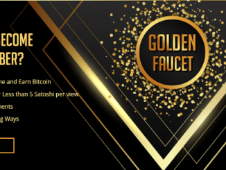 Receive Bitcoin Free With GoldenFaucet