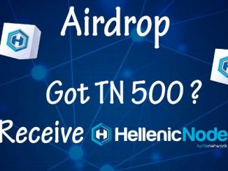 Hellenic Node Airdrop TN Token - Receive 500 TN Tokens And 0.00005 Bitcoin Free