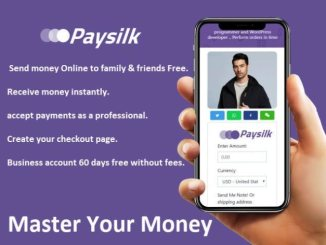 Paysilk Wallet Airdrop - Receive $5 USD Free As Register Account