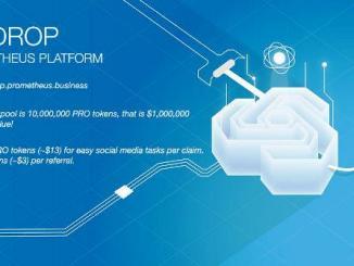 Prometheus Airdrop PRO Token - Earn $13 Of PRO Tokens Free