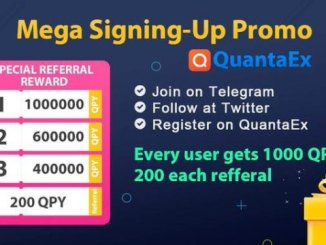 QPay Airdrop QPY Token - Receive 1,000 QPY Tokens Free