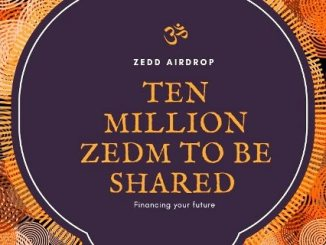 Zedd Airdrop ZEDM Token - Earn 210 ZEDM Tokens Free