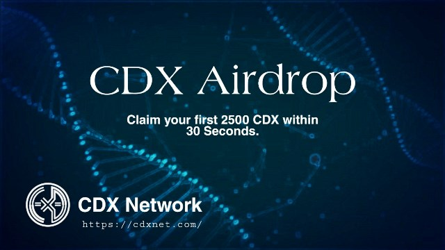 CDX Network crypto review