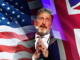 John McAfee Stop Promoting Cryptos To Focus On US Presidential Campaign