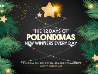 Poloniex Exchange Airdrop Bitcoin And ETH - Receive Prizes In 12 Days