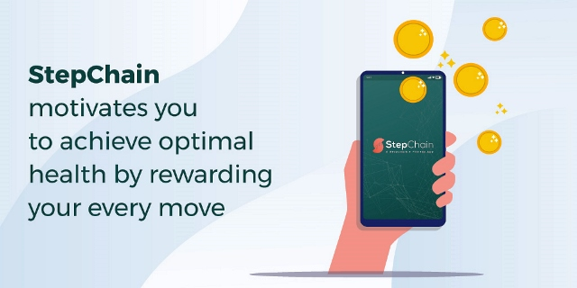 StepChain Airdrop STEP Token - Receive 6,000 STEP Tokens Free