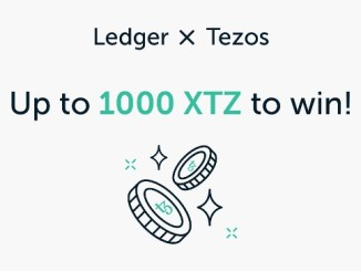 Ledger Wallet And Tezos Bounty - Earn Up To $1,400 Of XTZ And 1 Ledger Nano X Free