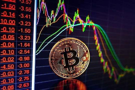 Bitcoin Has Plunged To $7.92K - Creating An Eerie Daily Candle