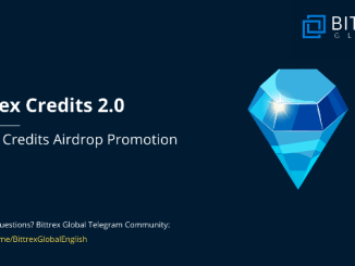 Bittrex Exchange Airdrop $15 Worth Of Credits To Users