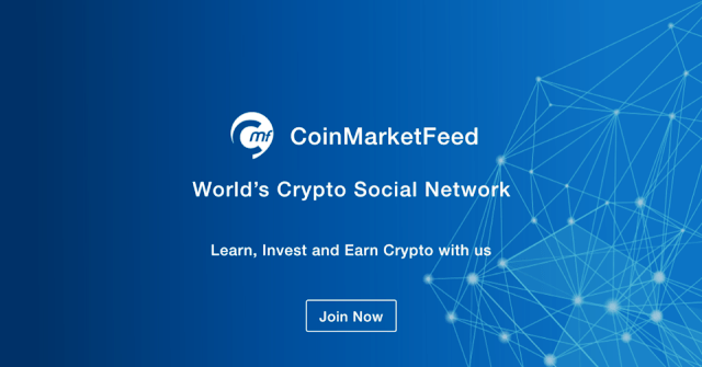 Coinmarketfeed Airdrop CMF Token - Earn $5 Of CMF Tokens Free