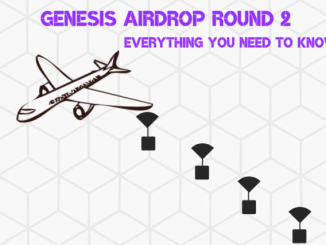 Genesis Airdrop GEN Token Round 2 - Receive 300 GEN Tokens Free