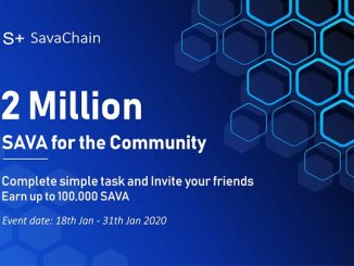 SavaChain Airdrop SAVA Token - Earn $5 Of SAVA Tokens Free