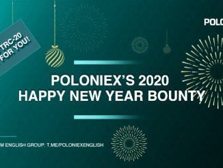 Poloniex Exchange Airdrop USDT - Receive USDT Free