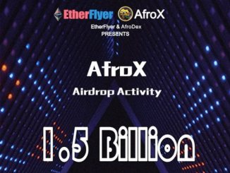 AfroX Airdrop On Etherflyer Exchange - Receive AfroX Token Free