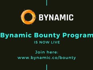 Bynamic Bounty Campaign - Earn ETH Free