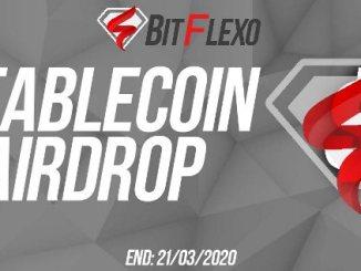 BitFlexo Airdrop FLXD Token - Earn $150 Of FLXD Tokens Free