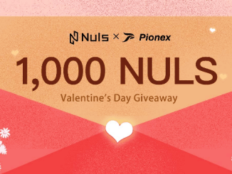 NULS And Pionex Bounty - Win Up To 350 NULS Tokens - Trading On Binance Exchange