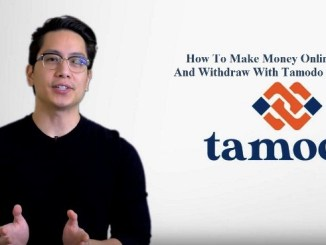 How To Make Money Online Free And Withdraw With Tamodo Affiliate?