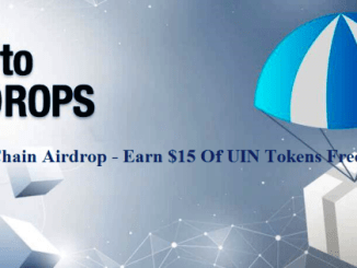 Alliance Chain Airdrop UIN Token - Earn $15 Of UIN Tokens Free