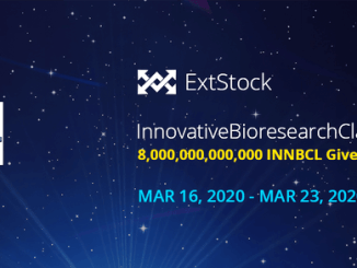 Extstock Exchange Airdrop INNBCL Token - Receive 2,000,000,000 INNBCL Tokens Free