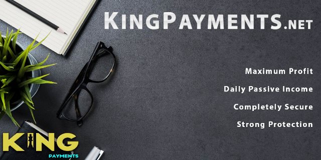 KingPayments Top Hyip Review - One Of Best Hyip Sites To Invest - Earn Up To 4.7% Daily Profits