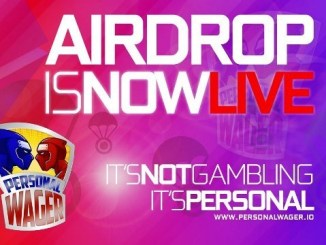Personal Wager Airdrop PWON Token - Receive 10 PWON Tokens Free ~ $10